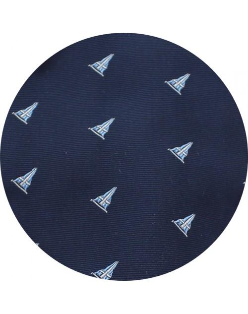820-35 Azul con Motivos