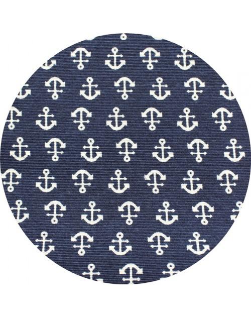 110-40 Azul con Anclas