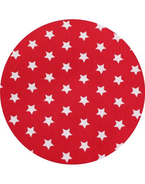 110-41 Rojo con Estrellas