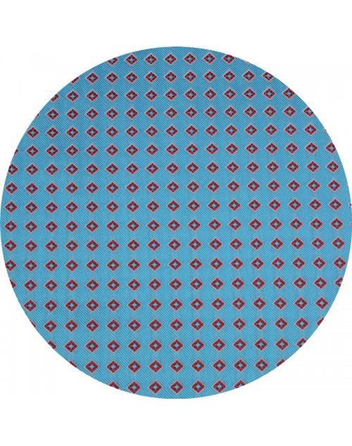 800-96 Turquesa Rombos