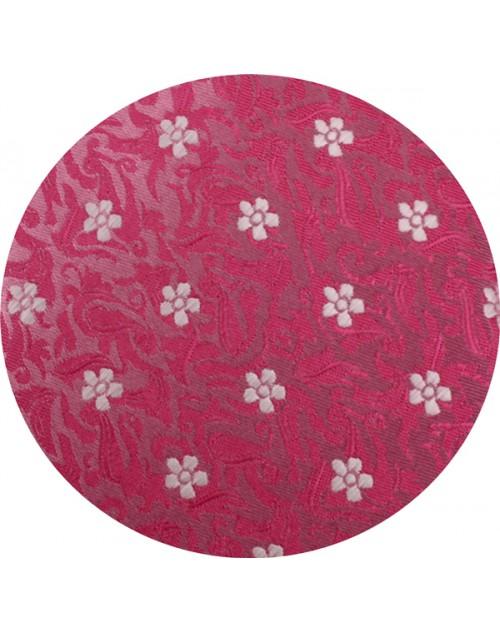 118-12 Rosa con Flores