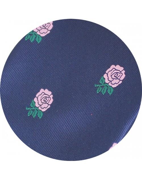260-32 Azul con Flor