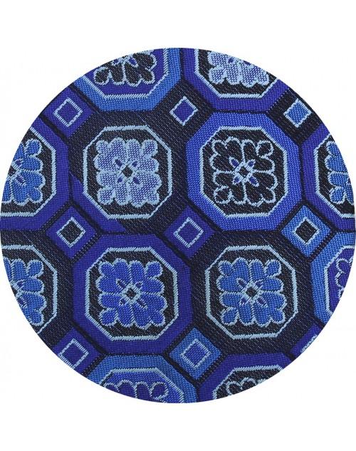 260-72 Azul Estampado